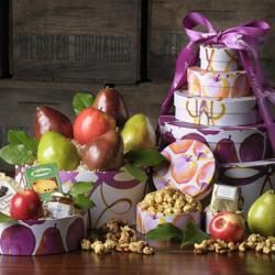 The fruit company presents three spectacular gift towers just in the fruit company presents three spectacular gift towers just in time for easter negle Choice Image