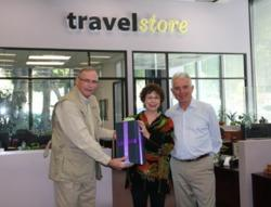 African Travel awards TravelStore Top Agency for 2011