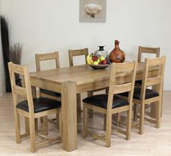 Oak Dining Furniture
