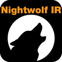 Pixim Nightwolf IR logo