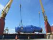 Nickel Bros transport by ship from Asia for Weyerhaeuser HPD project