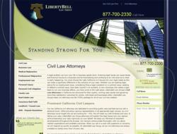 LibertyBell Law Group's Civil Attorneys in California new website, BestCivilAttorneys.com
