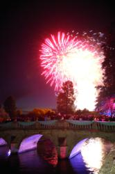 May Week Fireworks in Cambridge
