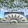 Tectoniks inflatable temporary event structure - The Sensu Pavilion