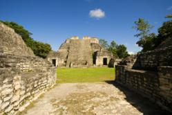 Located deep within the Chiquibul Forest Reserve, Caracol is  one of the biggest sites in the Maya world.