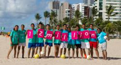 Young people from London 2012's International Inspiration programme set to run in Olympic Torch Relay