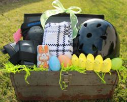 Thrift Town Vintage Tool Box Easter Basket Idea