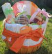 Cooking Inspired Easter Basket From Thrift Town