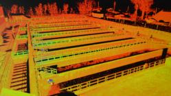 3D Laser Scan of a Wastewater Treatment Plant
