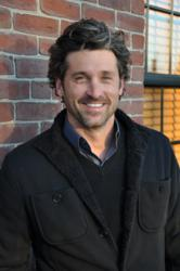 Patrick Dempsey, Executive Producer of The Peloton Project. Photo credit: Patrick McCarthy