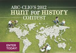 ABC-CLIO Hunt for History Contest