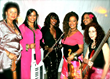 Jazz In Pink features an All-Star all female smooth jazz band