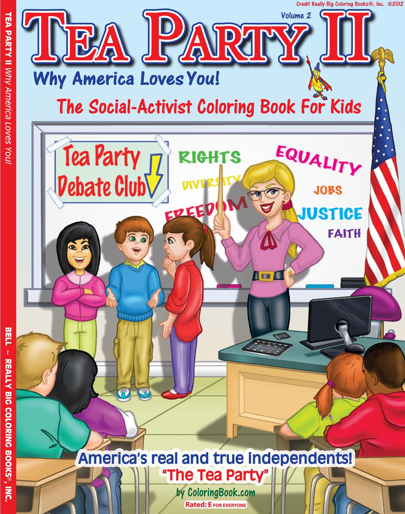 Quot Tea Party Ii Why America Loves You The Social Activist