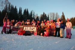 Mush for a Cure on Minnesota's Gunflint Trail