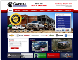 richmond-car-dealer-website