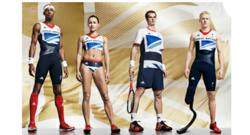 Team GB and ParalympicsGB kit for London 2012 unveiled