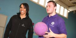 GE and Dame Kelly Holmes launch 'GE Aspiring Minds' programme