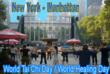 Manhattan, New York's World Tai Chi Day event