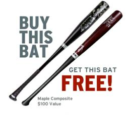 BBCOR Axe Baseball Bat Promotion