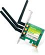 TP-LINK 450Mbps Wireless N Dual Band PCI Express Adapter (TL-WDN4800)