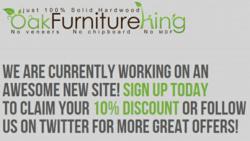 Oak Furniture King @LoveOakKing on Twitter