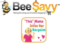 BeeSavy.com partners with MamaLovesHerBargains.com