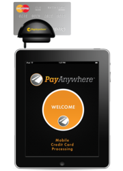 PayAnywhere Mobile Payments for iPad