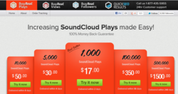 Get Real Sound Cloud Plays, Downloads and Favorites