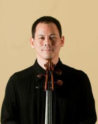 Bion Tsang, cello, cellist