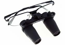 Magnifying Loupes for Surgery with 4X magnification Keplerian optics