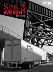 XTRA Lease, semi-trailers, leasing, lease, highway, size, weight