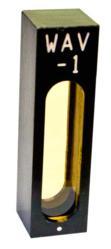 holmium oxide glass calibration filter