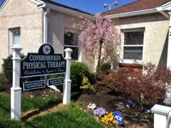 Conshohocken Physical Therapy garden