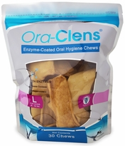 Ora-Clens Oral Hygiene Chews for Dogs