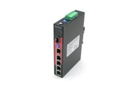 802.3at Industrial PoE Switch