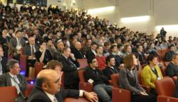 Photonics Europe plenary audience