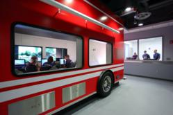 Mesa Community College Fire Science Virtual Incident Command Center