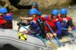 The ultimate adventure date is rafting the Arkansas River.