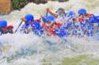 Whitewater rafting on the Arkansas River in Colorado.