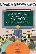 This is a book that Lean Thinkers can give to friends and family who want to understand lean's essence without a lot of jargon.