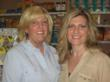 Dr. Barbara Griffin and Diana Sourek