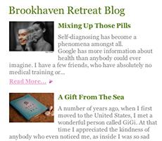 New & Improved Brookhaven Retreat Blog