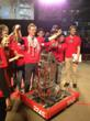 The Waterford School, private school in Salt Lake City, Utah wins regional robotics competition.