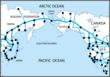 Plan of New Railroads And Tunnels In Eurasia And North America