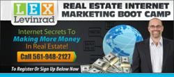 gI 87041 realestatemarketingbootcampheader Real Estate Expert Lex Levinrad Will Be Showing Real Estate Investors &amp; Realtors How to Get More Real Estate Leads at the Real Estate Internet Marketing Boot Camp