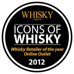 Icons Of Whisky - Whisky Retailer of the year Online Outlet 2012
