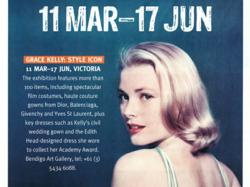 "Specialty Theatre Provides Theatre Curtains to 'Grace Kelly: Style Icon"" at ..."