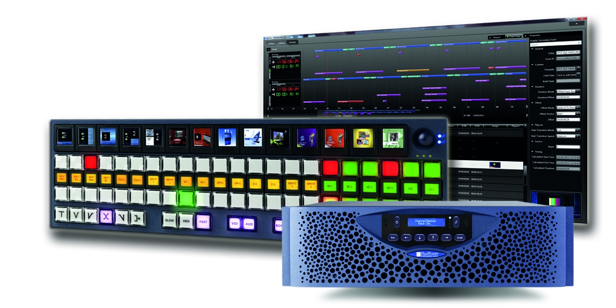 Integrated Playout Systems