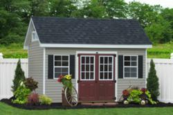 barns and garden sheds in nj and ny coming direct from sheds unlimited in lancaster pa - Garden Sheds Nj