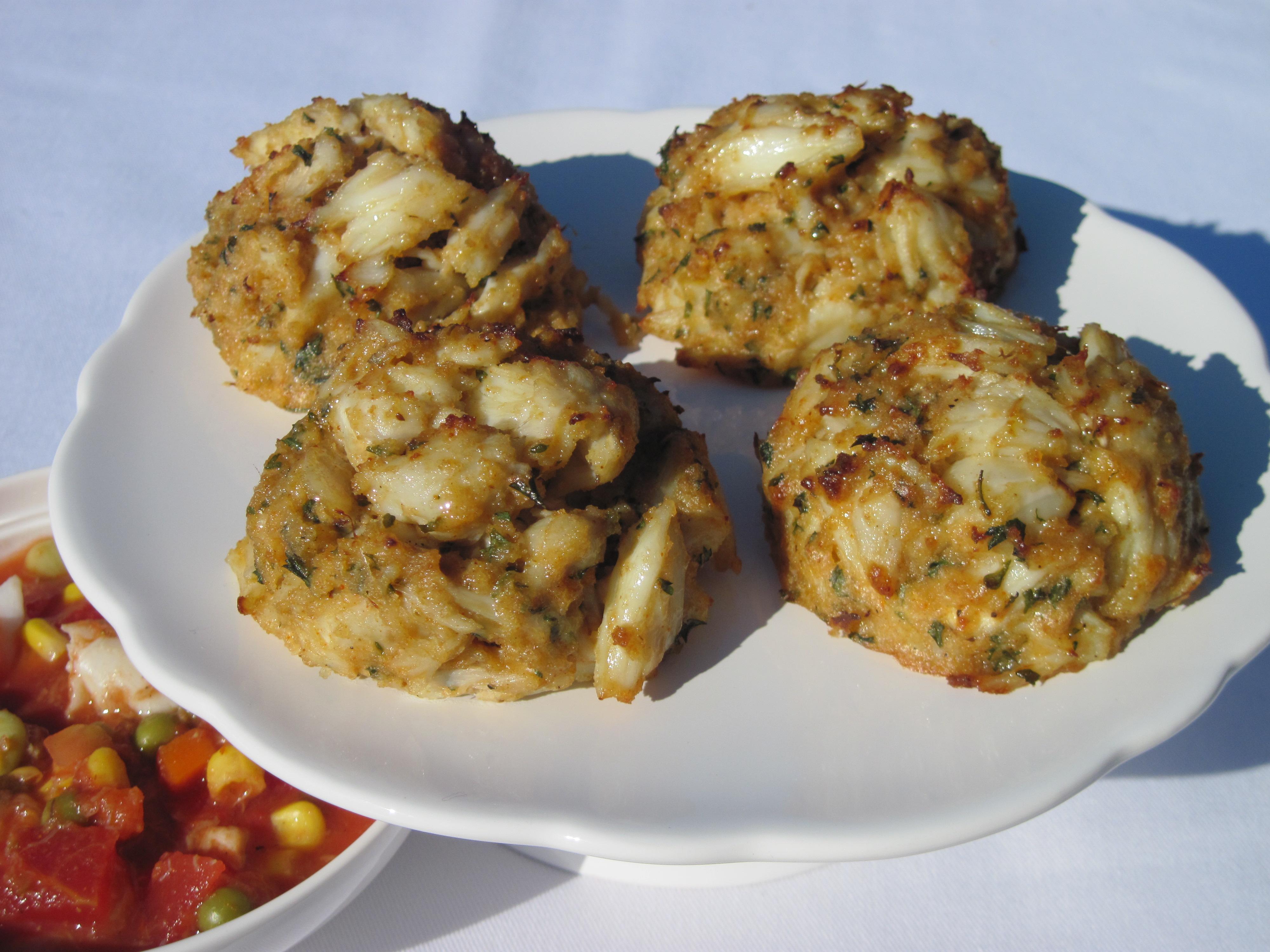 Kent Island Gluten Free Crab Cakes